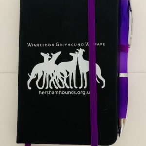 WGW Notebook And Pen
